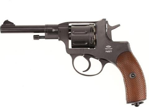 Револьвер пневматический NGT, non-blowback