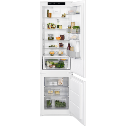 Встраиваемый двухкамерный холодильник Electrolux RNS8FF19S