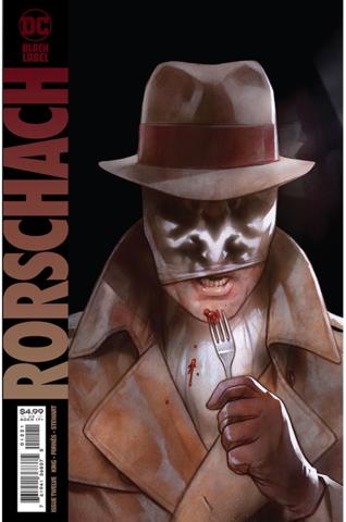 Rorschach #12 (Cover B)