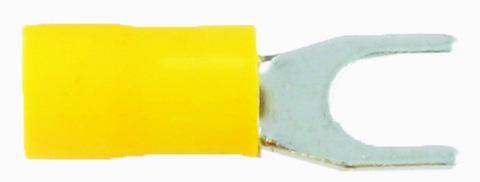 Наконечник НВИ 5,5-5 вилка 4-6мм (100шт) TDM