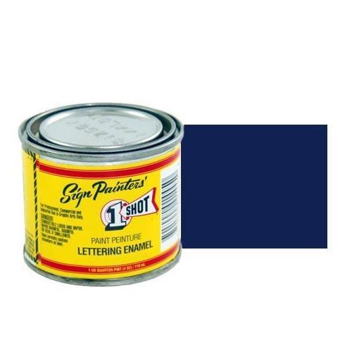 Эмали для пинстрайпинга Эмаль для пинстрайпинга 1 Shot Темно-синий (Dark Blue), 118 мл DarkBlue.jpg
