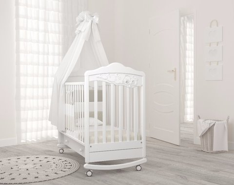 Детская кровать Изабель Гандылян