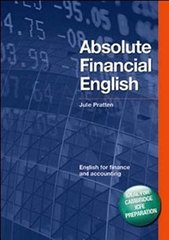 Absolute Financial English SB +(CDx1) #ост./не ...