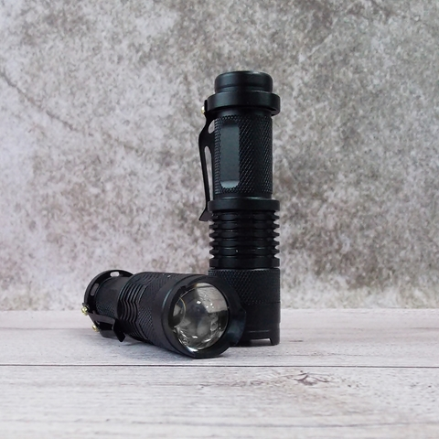 UV LED фонарик Flashlight Blacklight Lamp 395 нм