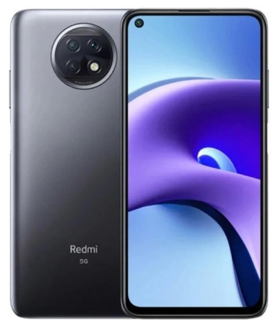 Смартфон Xiaomi Redmi Note 9T 4/64GB Nightfall Black