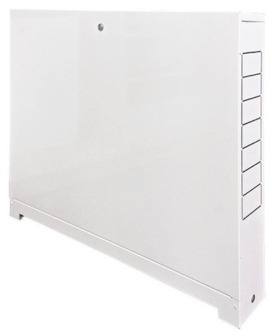 Uni-Fitt ШРН-6 шкаф коллекторный наружный распределительный 651х120х1154 мм (480G6000)