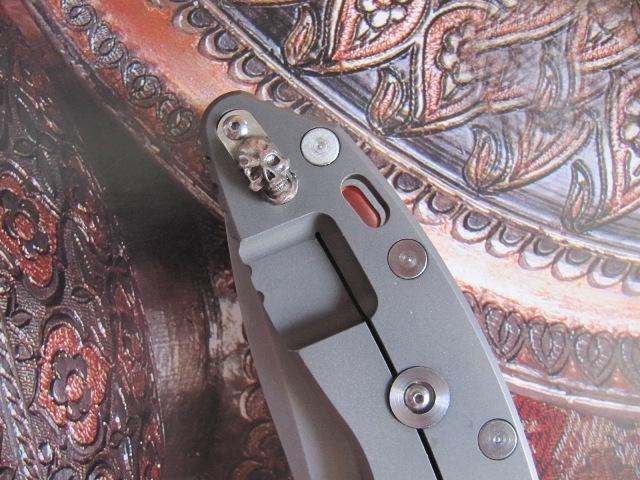 Черепок для ножа Хиндерер - фотография