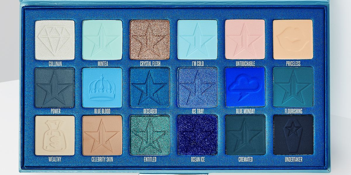 Jeffree Star Blue Blood palette