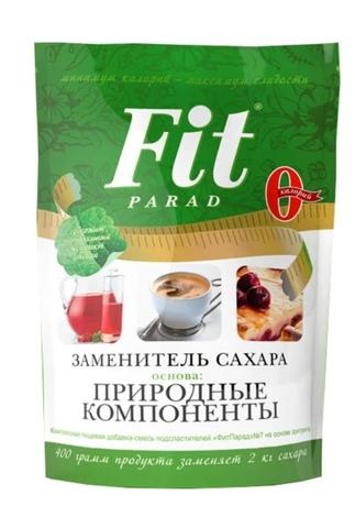 Fit Parad сахарозаменитель №7 природные компоненты порошок, 500 г
