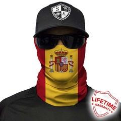 Бандана-труба SA Spain Flag (с флагом)