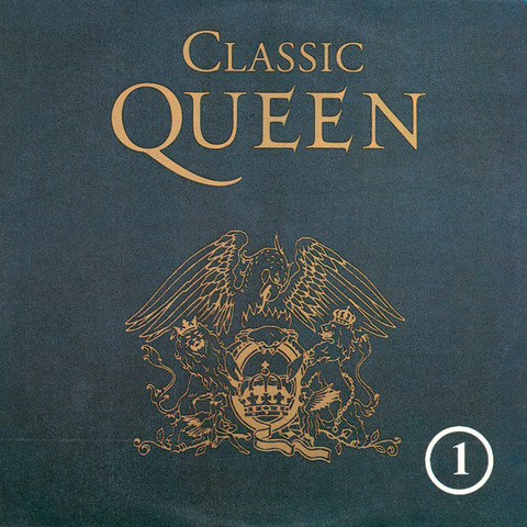 Виниловая пластинка. Queen