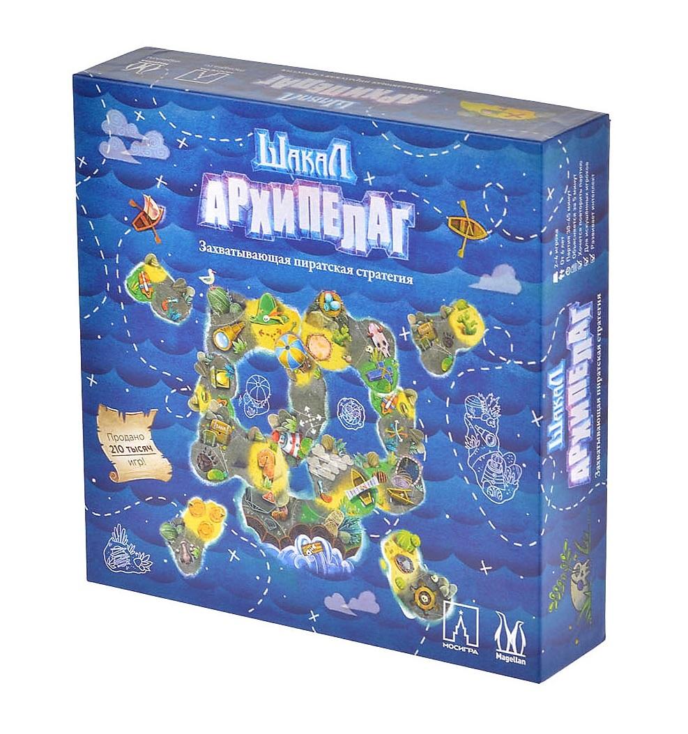 Настольная игра Шакал: Архипелаг. Издание 2020