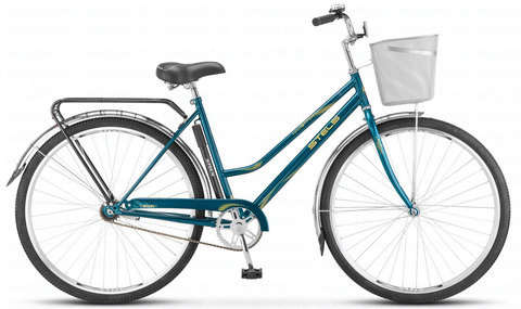 Велосипед Stels Navigator-300 Lady морская волна