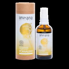 Натуральная цветочная вода Ромашки 100% гидролат, 100ml ТМ Levrana