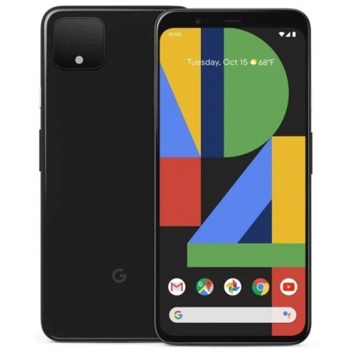 Pixel 4 Google Pixel 4 6/128GB Just Black (Черный) black1.jpeg