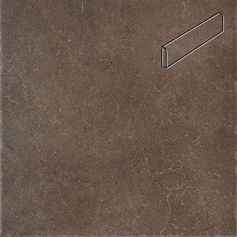 Interbau - Alpen, Engadin/Бурый песок 310x73x8, цвет 045 - Клинкерный плинтус