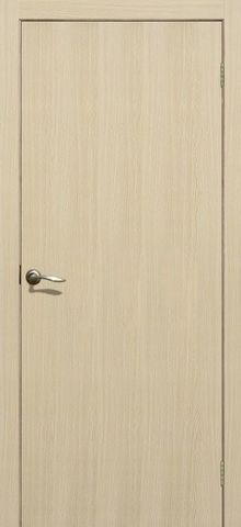 Дверь Сибирь Профиль ДПГ, цвет бьянко 3D, глухая