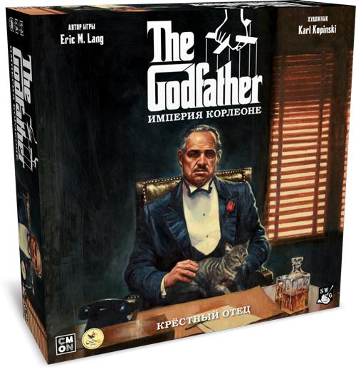 Настольная игра Крестный отец (The Godfather)