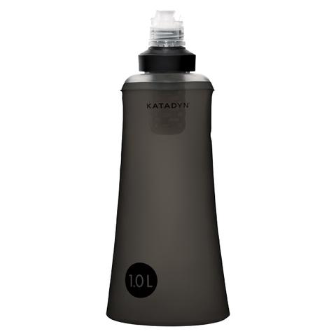 Katadyn Tactical Filter Flasche Be Free 1.0 L schwarz