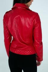 Куртка из винила женская магазин