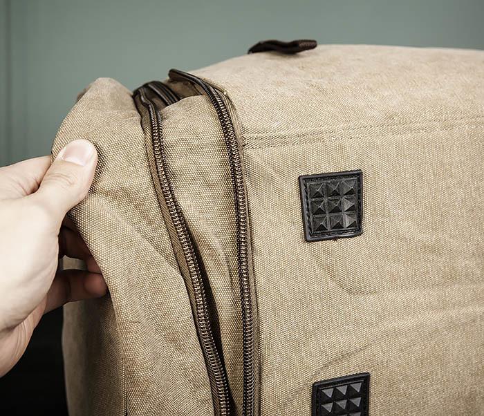 BAG477-2 Легкая и вместительная сумка для путешествий фото 09