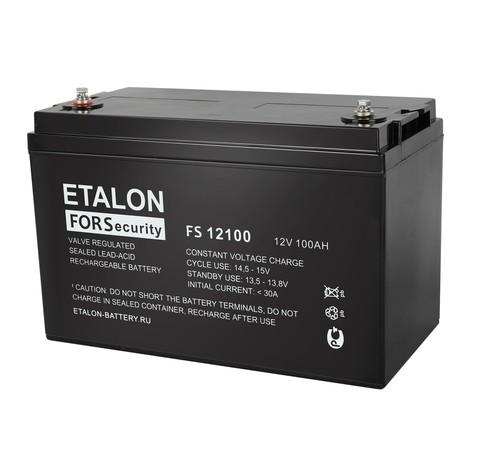 Аккумулятор ETALON FS 12100