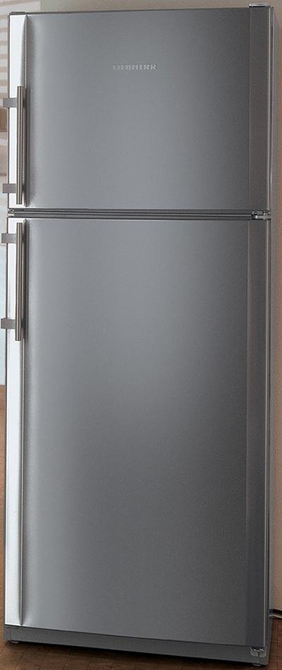 Холодильник с верхней морозильной камерой Liebherr CTNes 4753