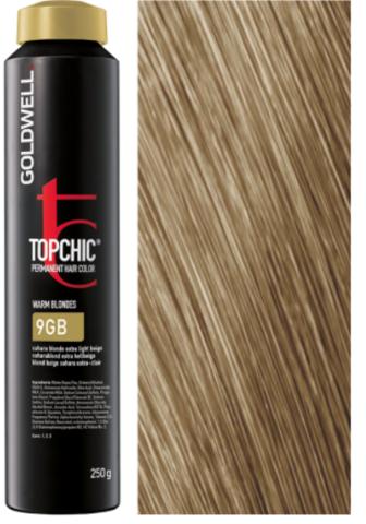 Goldwell Topchic 9GB песочный светло-русый экстра TC 250ml