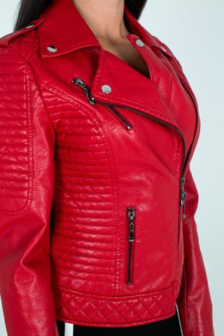 Куртка из винила женская Nadya