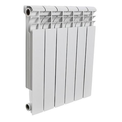 Радиатор алюминиевый секционный ROMMER Plus 200 - 8 секций