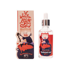 Увлажняющая сыворотка, ELIZAVECCA, Witch Piggy Hell Pore Control Hyaluronic Acid 97%, 50 мл