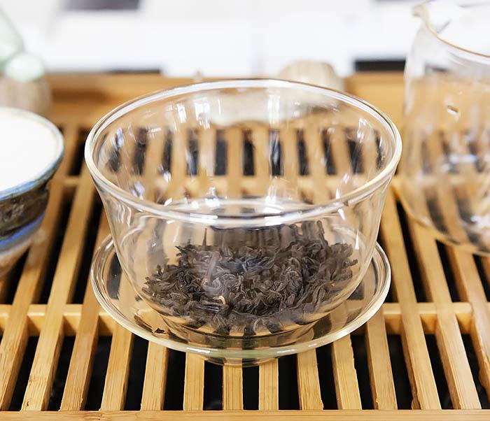 TEA-CH108 Китайский чай «Малый Вид с Горы Чжен» (Чжэнь Шань Сяо Чжун, сорт «B», 50 гр) фото 09