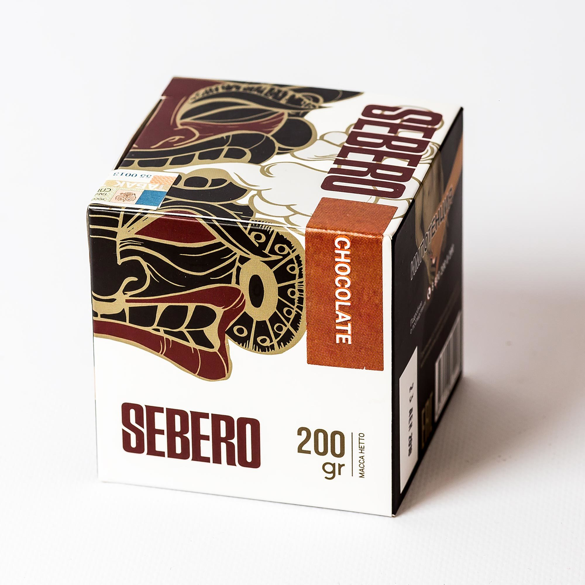 Табак для кальяна Sebero 40 гр Chocolate