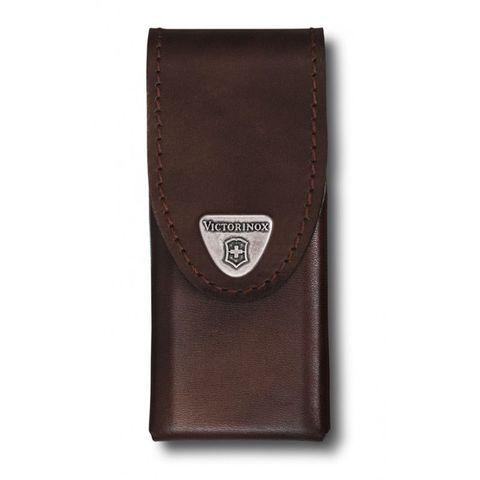 Чехол Victorinox (4.0832.L) для SwissTool Spirit Plus 105мм коричневый кожа