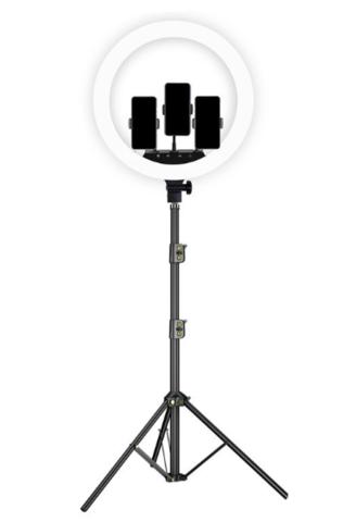 Кольцевая лампа (№5) Beginner 45 см