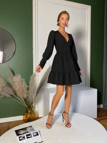 Платье «Черный Раф»