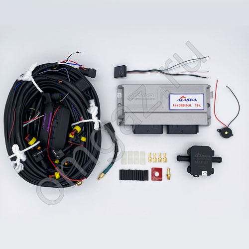 Комплект электр. Alaska R FOX 300.6