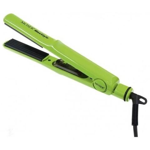 Выпрямитель Moser Crimper MaxStyle 40Вт зеленый (макс.темп.:230С)