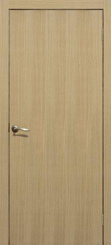 Дверь Сибирь Профиль ДПГ, цвет ясень 3D, глухая