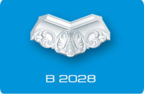 Набор угловых элементов B2028 (4шт)