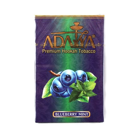 Табак для кальяна Adalya Blueberry Mint 50 гр