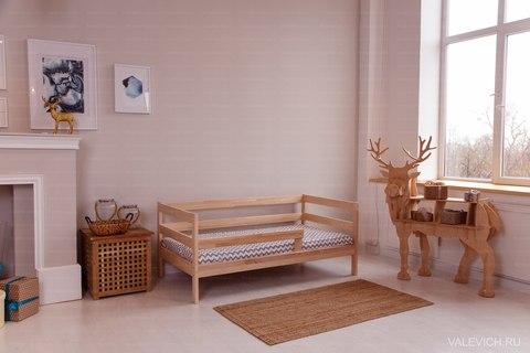 Подростковая кровать Софа Incanto «Dream Home» , цвет натуральный