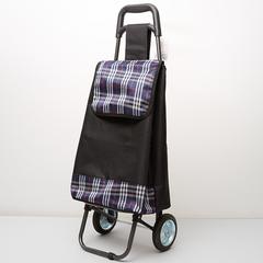 Тележка багажная ручная 70 кг DT-120 черная