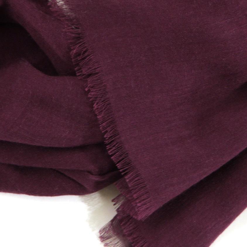 Пашмина. Цвет фиолетовый/пудра/изумруд М MISSONI