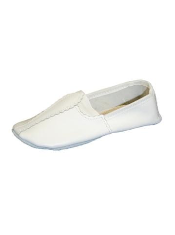 Чешки белые Кноперс 27-31,5 1