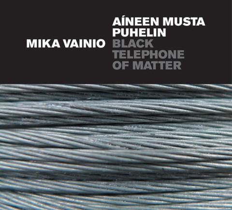 Aíneen musta puhelin / black telephone of matter