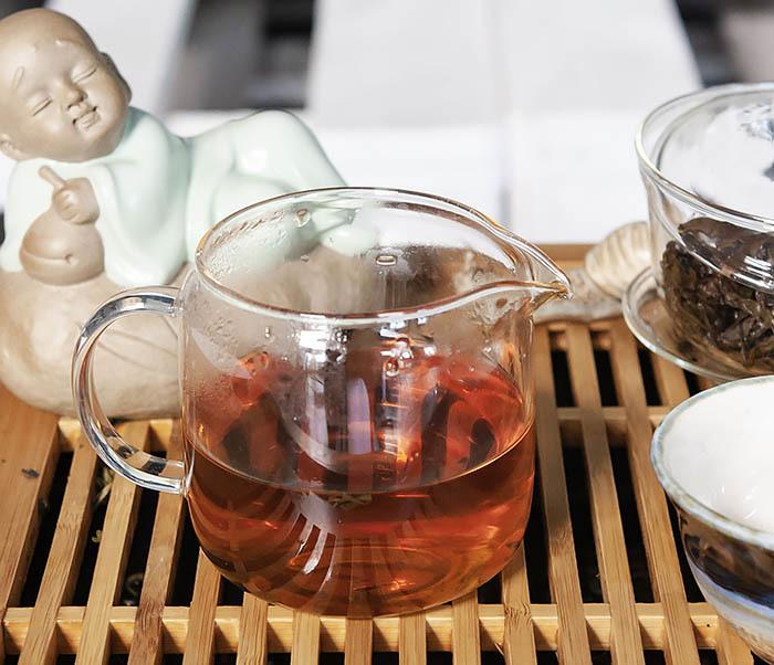 TEA-CH108 Китайский чай «Малый Вид с Горы Чжен» (Чжэнь Шань Сяо Чжун, сорт «B», 50 гр) фото 11
