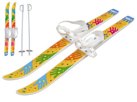Лыжи детские