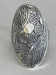 Ялта ( кольцо из серебра)