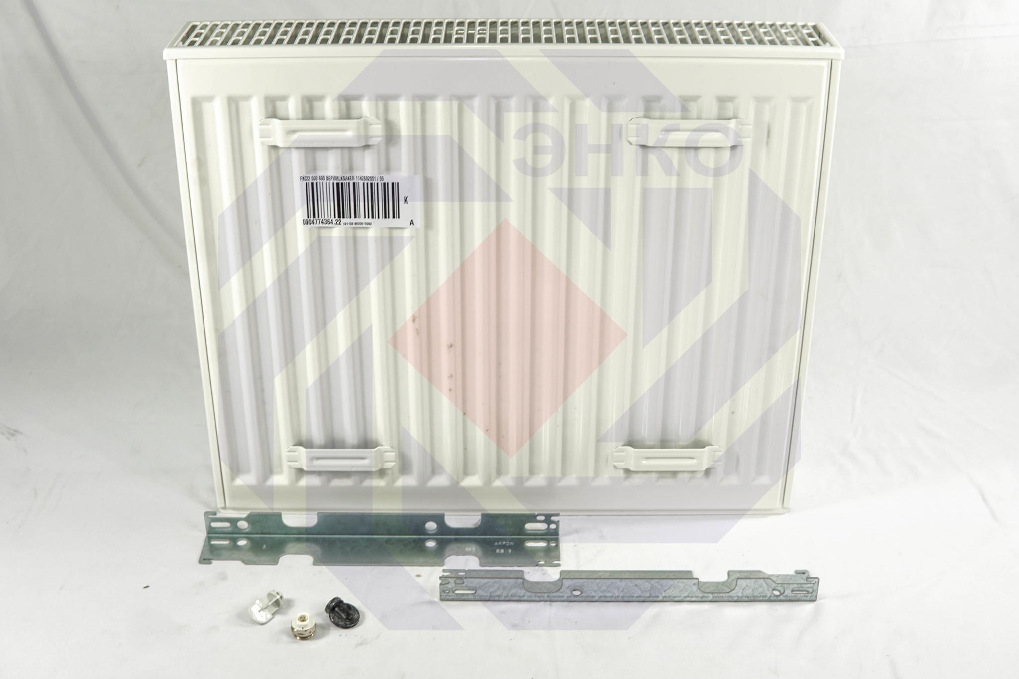 Радиатор панельный KERMI Profil-K тип 22 600⨯1200